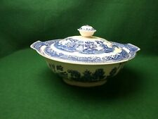 Alfred Meakin Meadway Old willow Tureen
