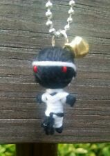 """VOO DOO Mini Friends KUNG FU FIGHTER Keychain GOOD LUCK Doll Charm *STRENGTH"""""""