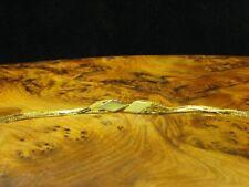 14kt 585 Yellow Gold Drop Earrings/ Earrings/
