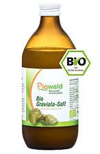 BIO Graviola Saft - 500 ml (Guanabana, Stachelannone) - (29,90 €/L)