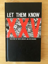 Various: Let Them Know - Story of Youth Brigade & BYO Records (CD DVD Set, 2009)