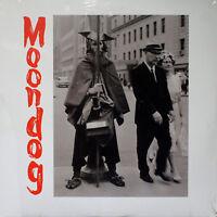 MOONDOG - The Viking Of Sixth Avenue  / SEALED 2xLP gatefold