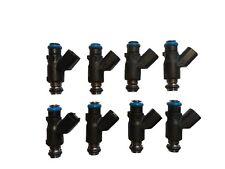 Set (8) New OEM 12613412 50lb Injectors 4.8 5.3 6.0 Ls1 Ls2 Ls3 Ls6 Lsx