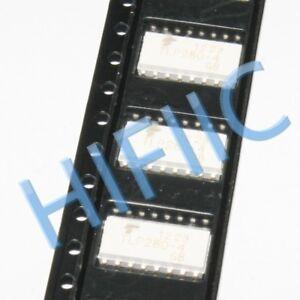 5PCS TLP280-4GB GaAs Ired & Photo Transistor