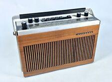 Super Vintage 1970 Tandberg Model TP Portable 41 Radio Full Working Order