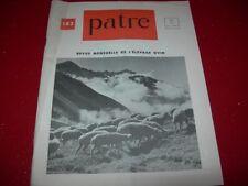 REVUE  MENSUELLE DE L'ELEVAGE OVIN    PATRE N°  143   MAI   1967