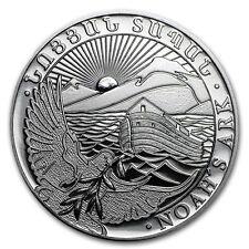 Armenian Noah's Ark 2016 1/2 oz .999 Silver Coin