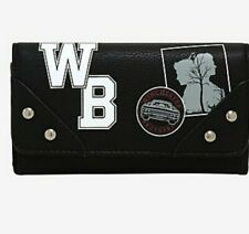 Supernatural Patches Trifold Flap Wallet