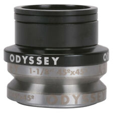 Odyssey Headset Int Mx 1-1/8 Black W/Conical Spacer