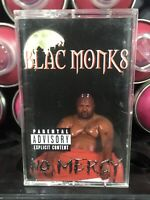 Blac Monks No Mercy Cassette Tape Rap A Lot 1998 J Prince Rap Hip Hop Rare