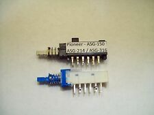 Push Button Switch, Pioneer, RG-2, RG-9, RG-60, SG-9, SG-60, SG-9800, SR-9, SR-3