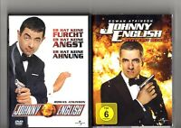 Johnny English 1 & 2 Johnny English - Jetzt erst recht  [2 DVDs] (2016) DVD 9607