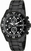 Invicta Specialty 15945 Men's Round Black Analog Chronograph Date Watch
