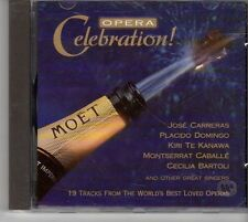 (EV371) Opera Celebration!, 19 tracks various artists - 1993 CD