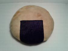 Sale Emoji Sushi Pillow Plush many styles Rice cracker, ginger, wasabi, edamame