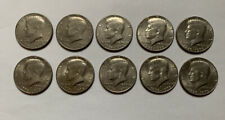 1776 - 1976 Bicentennial Kennedy Half Dollars Lot 10 Coins Commemorative Tender