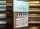 On the Origin of Species by Charles Darwin New Deluxe Cloth Bound Collectible