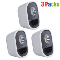 Silicone Cover Case Protective Skins for Arlo Light Simple Installation 3 Packs