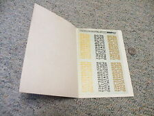 Letraset decals Dry transfers 1/72 M30 Luftwaffe squad code let numb 42 met  F19