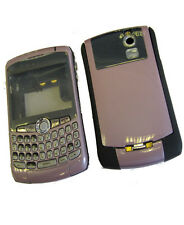 For Blackberry Curve 8300 8320 8310 Fascia Housing Battery Cover Keypad Pink UK