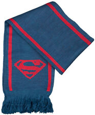 SUPERMAN - Logo Scarf 180cm (Ikon Collectables) #NEW