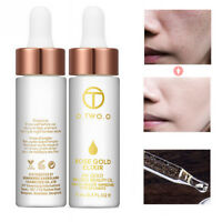 Face Essential Moisturizing Oil 24k Rose Gold Anti-aging Elixir For Skin Make CP
