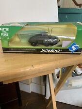 "VINTAGE SOLIDO ""BATTLE OF THE BULGE"" M20 Scout Car 2nd Armor Div. (1:50) NIB"
