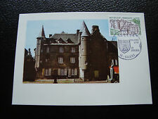 FRANCE - carte 1er jour 22/6/1974 (salers) (cy43) french