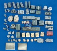 Verlinden 1/35 M1A1 Abrams Tank Stowage & Accessories Set Iraq War (Tamiya) 1968
