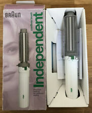 New Braun Independent Cordless Gas Hot Brush Hair Styler GCC 4 Boxed New