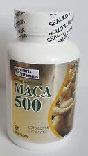 Maca Root Extract High Potency Enhance Sexual Health Made USA energy libido