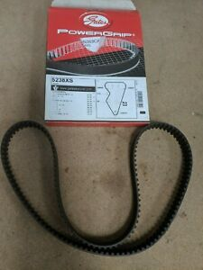 GATES POWER GRIP TIMING BELT 5238XS FITS FSO LOTUS MG ROVER