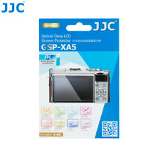 JJC 0.3mm Optical Tempered Glass Screen Protector for Fujifilm Fuji X-A5 Camera