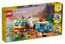 Lego Creator 3 in 1 31108  Caravan Family Holiday ~ NEW ~