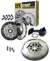 LUK DUAL MASS FLYWHEEL AND CLUTCH KIT, ALL BOLTS, CSC FOR - MONDEO 2.0 TDCI 130
