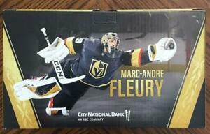 """Vegas Golden Knights Marc Andre Fleury Statue """"The Dive"""" Statue Brand New - RARE"""