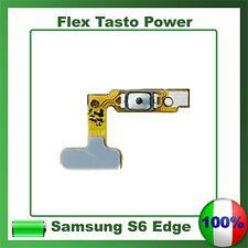 FLEX CAVO TASTO ACCENSIONE POWER BUTTON ON/OFF PER SAMSUNG GALAXY S6 EDGE G925F