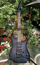 Schecter Guitar Research Diamond Series HSH Flametop w/ Floyd Rose