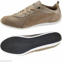 Puma Caro Sf Mens Old Skool Suede Casual Lace Up Trainers RRP £75