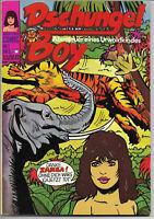 Dschungelboy Abenteuer eines Urwaldkindes Nr.1 von 1975 - TOP Z0-1 Marvel-Comic