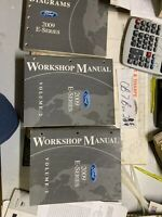 2009 Ford E-Series Service  Manual & Wiring Diagram Set