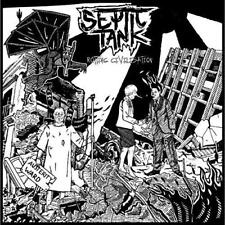 Septic Tank - Rotting Civilisation (NEW CD)