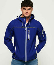Superdry Sport Tracker Jacket navy size L new rrp 95