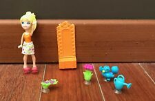 Mattel Polly Pocket fleuriste