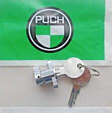 Schloss mit 2 Schlüssel zum Werkzeugfach Metall Puch MS MV VZ