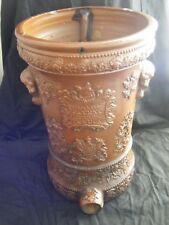 Antique Victorian Lipscombe & Co Water Filter - Tall Decorative Garden Planter