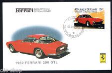 FERRARI BUSTA UFFICIALE 1962 FERRARI 250 GTL AUTOMOBILE
