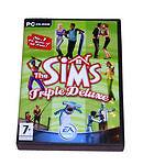 The Sims Triple Deluxe (PC: Windows, 2004) - European Version