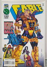 Marvel Comics X-Men Cable No 29 March 1996 Destiny's Call Churchill Hanna