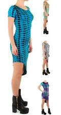 Markenlose Damenkleider aus Baumwolle für die Freizeit